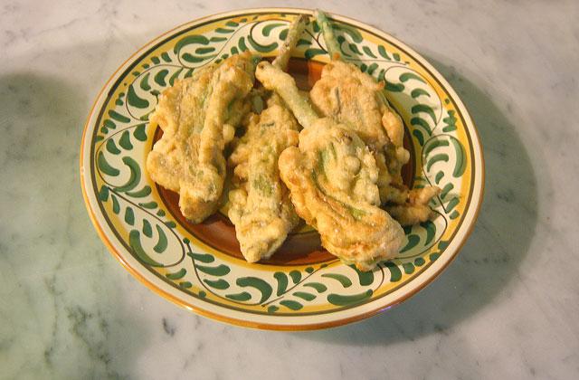Recipe: Fried Blossoms