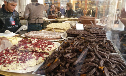 Eurochocolate – October 13-22, 2017