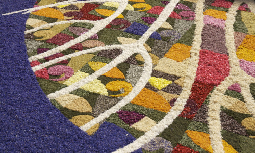 Spello's Infiorata – June 3, 2018