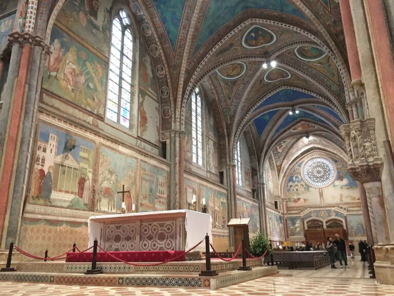 Saint Francis of Assisi and the Spirit of Umbria Tour