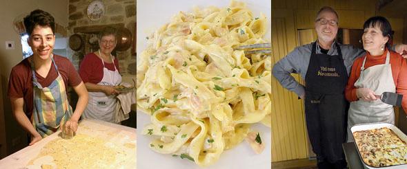 Culinary Tour with Julia della Croce
