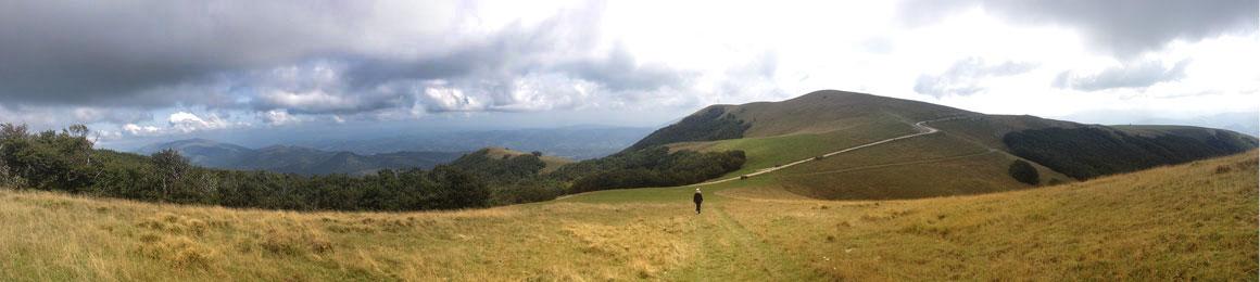 Monte Pennino da Bagnara