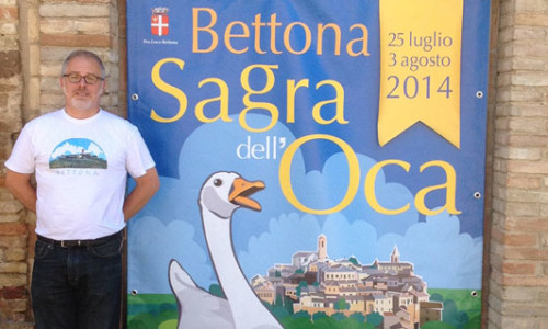 Sagra dell'Oca – July 28-August 6, 2018