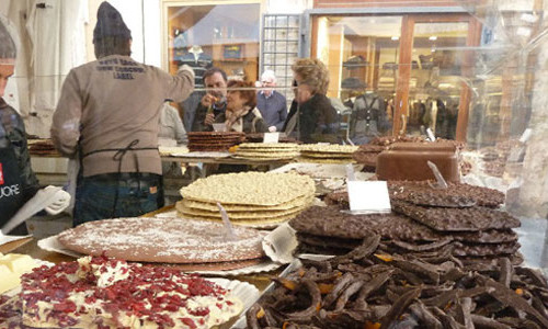 Eurochocolate October 19-28, 2018
