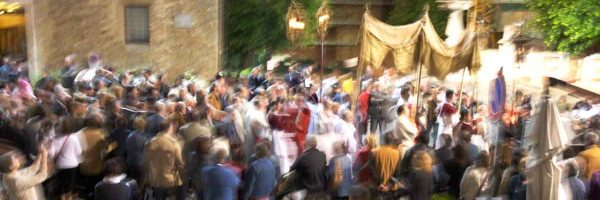 Feast of San Crispolto, Bettona